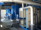 Instalatie ultrafiltrare - Statia de tratare a apei potabile Lehliu-Gara