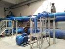 Statie de pompare apa bruta si apa pretratata - Stația de pretratare a apei Chic