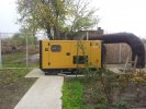 Generator - Statia de epurare a apelor uzate Oltenita