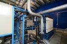 Sala filtre - Statia de tratare a apei potabile Lehliu-Gara