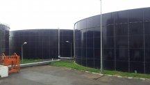 Reactoare- Statia de epurare a apelor uzate Oltenita